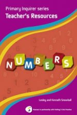 Primary Inquirer Series: Numbers Teacher Book
