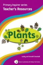 Primary Inquirer Series: Plants Teacher Book