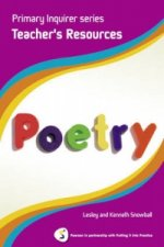 Primary Inquirer Series: Poetry Teacher Book