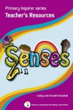 Primary Inquirer Series: Senses Teacher Book