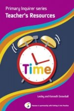 Primary Inquirer Series: Time Teacher Book