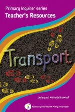 Primary Inquirer Series: Transportation Teacher Book