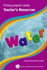 Primary Inquirer Series: Water Teacher Book