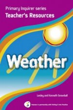 Primary Inquirer Series: Weather Teacher Book