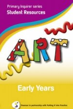 Primary Inquirer Series: Art Early Years Student CD