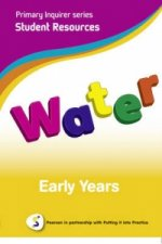 Primary Inquirer Series: Water Early Years Student CD