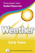 Primary Inquirer Series: Weather Early Years Student CD