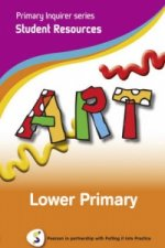 Primary Inquirer Series: Art Lower Primary Student CD