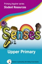 Primary Inquirer Series: Senses Upper Primary Student CD