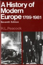 History of Modern Europe, 1789-1981