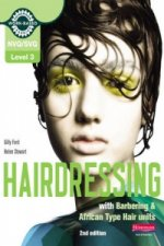 Level 3 (NVQ/SVQ) Diploma in Hairdressing (inc Barbering & A