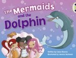 Mermaids & The Dolphin (Blue 1)