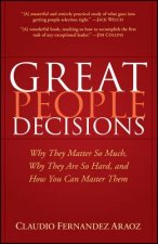Great People Decisions