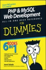 PHP and MySQL Web Development All-in-one Desk Reference for