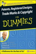 Patents, Registered Designs, Trade Marks and Copyright For D