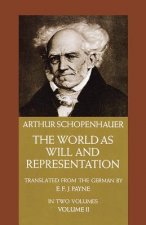 World as Will and Representation, Vol. 2