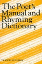 Poet's Manual and Rhyming Dictionary