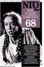 New Theatre Quarterly 68: Volume 17, Part 4