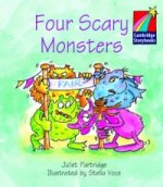 Four Scary Monsters ELT Edition