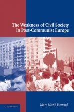 Weakness of Civil Society in Post-Communist Europe