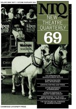 New Theatre Quarterly 69: Volume 18, Part 1