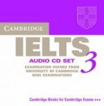 Cambridge IELTS 3 Audio CD Set (2 CDs)