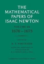 Mathematical Papers of Isaac Newton