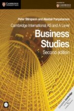 Cambridge International AS and A Level Business Studies Cour