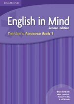 English in Mind Level 3 Teacher's Resource Book