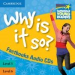 Why Is It So? Levels 5–6 Factbook Audio CDs (2)
