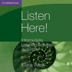 Listen Here! Intermediate Listening Activities CDs