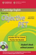 Objective PET For Schools Pack without Answers (Student's Bo