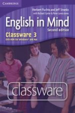 English in Mind Level 3 Classware DVD-ROM