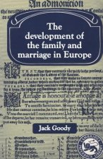 Development of the Family and Marriage in Europe