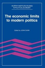 Economic Limits to Modern Politics