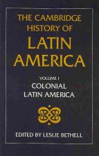 Cambridge History of Latin America 12 Volume Hardback Set
