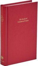 Book of Common Prayer, Standard Edition, Red, CP220 Red Imitation leather Hardback 601B