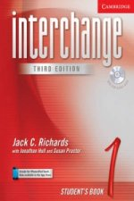 Interchange Level 1 Student's Book 1 with Audio CD