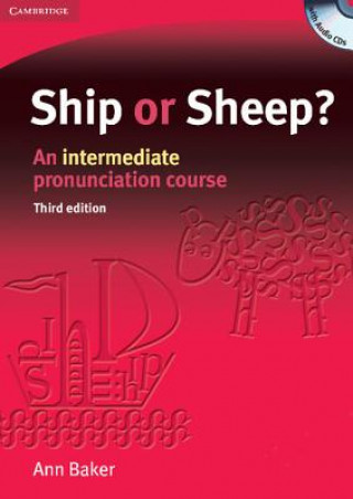 Ship or Sheep? Book and Audio CD Pack