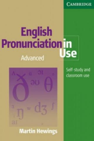 ENGLISH PRONUNCIATION IN USE ADVANCED+CD