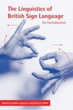Linguistics of British Sign Language