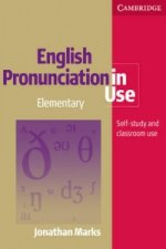 English Pronunciation in Use Elementary Book with Answers, with Audio