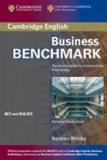 Business Benchmark Pre-Intermediate to Intermediate Personal Study Book BEC and BULATS Edition
