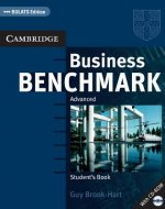 Business Benchmark Advanced Student's Book with CD ROM BULAT