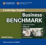 Business Benchmark Upper Intermediate Audio CD BULATS Edition