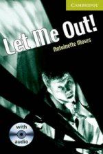 Let Me Out! Starter/Beginner Book with Audio CD Pack