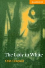 The Lady in White Level 4 Intermediate Book with Audio CDs (2) Pack