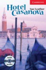 Hotel Casanova Level 1 Beginner/Elementary Book with Audio C