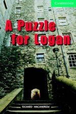 Puzzle for Logan Level 3 Lower Intermediate Book with Audio