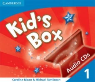 Kid's Box 1 Audio CD